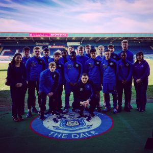Skin Cancer Awareness Campaign at Rochdale Association Football Club